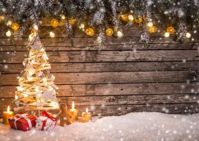 Festliches Weihnachtsangebot