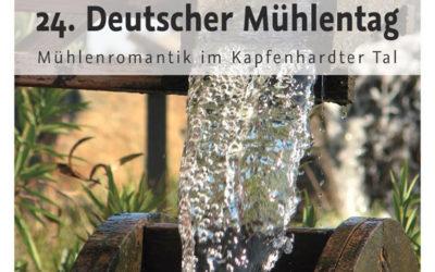 Mühlenromantik im Kapfenhardter Tal
