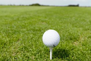 Golfen im Naturpark