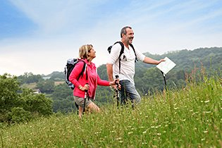 Auerbach's outdoor adventure