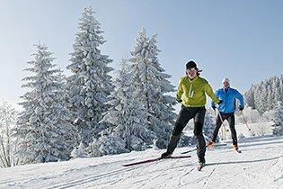 Winter Aktivurlaub im Schwarzwald
