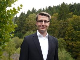 Hoteldirektor Marius Gausmann