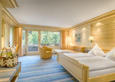 Komfort Doppelzimmer in ruhiger Schwarzwald Lage