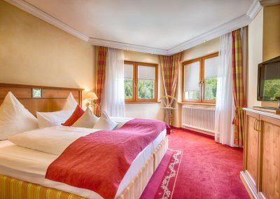 Junior Suite mit separaten Schlafzimmer