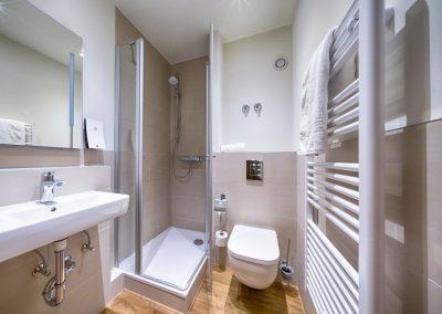 Bad im Einzelzimmer Standard