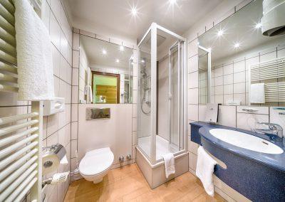 Standard Bad Einzelzimmer