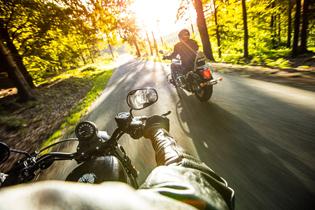Motorrad Urlaub im Schwarzwald