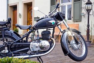 Motorrad Touren im Schwarzwald