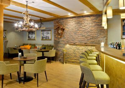 Mönchs Waldhotel Gastronomie Hotelbar